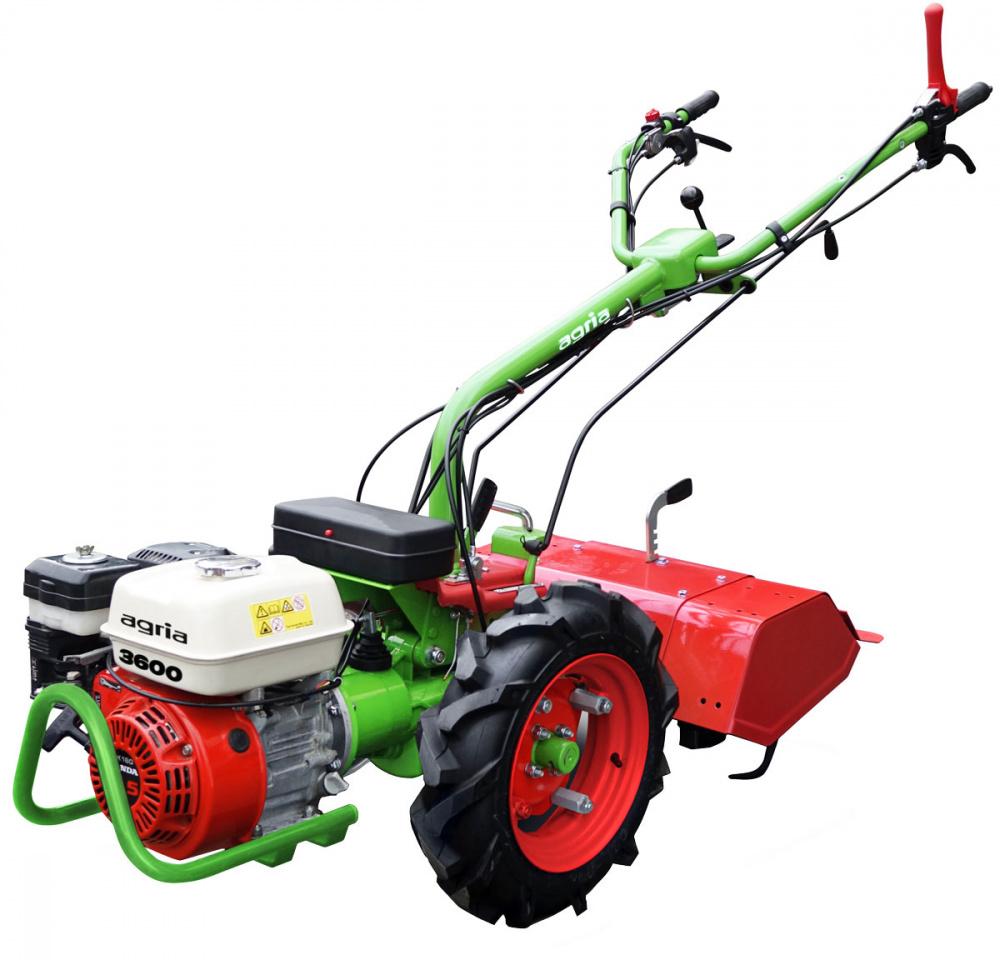 Agria 3600 Tohjulstraktor AGRIA